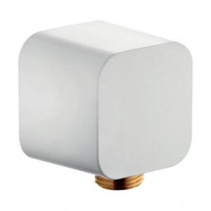 Соединение белое для шланга Kludi A-Qa 655404300