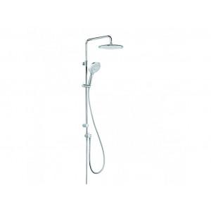 Гарнитур с верхним душем Kludi Freshline Dual Shower System 670900500