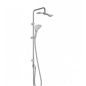 Душевой гарнитур с верхним душем Kludi Dual Shower System 670910500