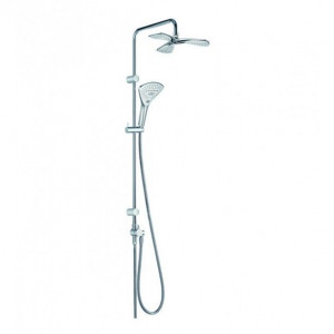 Душевая стойка Kludi Dual Shower System 670930500