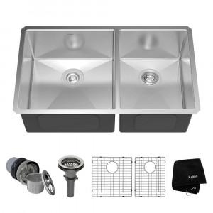 Кухонная мойка Kraus KHU-103-33