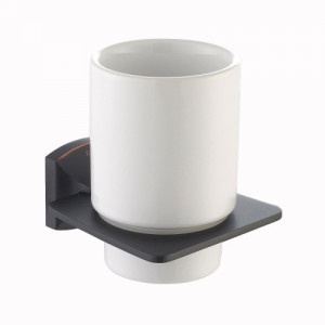 Керамический стакан Kraus KEA-13304ORB