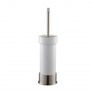 Ёршик для туалета напольный Kraus KEA-14432BN