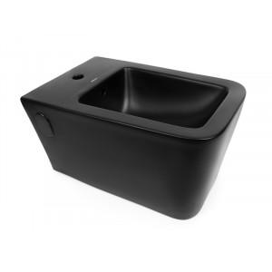 Биде подвесное Newarc Aqua черное матовое 9443B-M