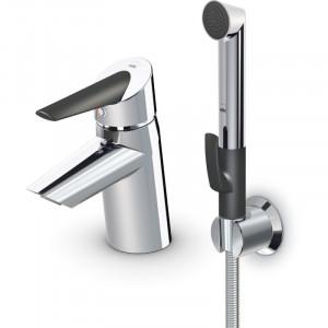 Смеситель для раковины с гигиеническим душем Oras Optima 2705F