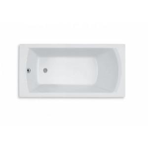 Прямоугольная ванна из акрила ROCA LINEA A24T042000
