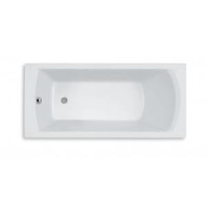 Прямоугольная ванна из акрила ROCA LINEA A24T058000