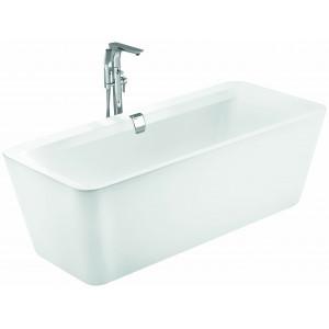 Прямоугольная акриловая ванна VOLLE 12-22-110C