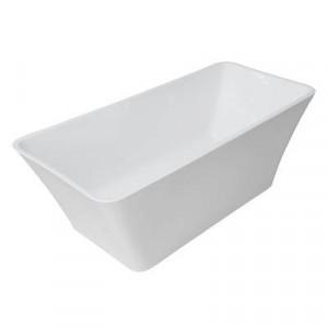 Акриловая ванна отдельностоящая прямоугольная VOLLE 12-22-348
