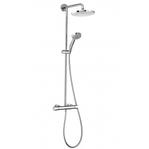 Душевая система Hansgrohe Showerpipe VERSO 240 27205000