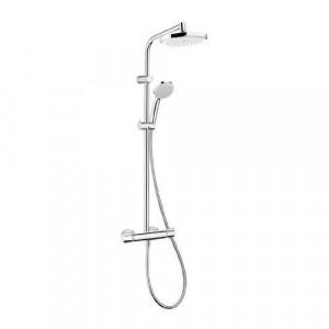 Душевая система в ванную комнату Hansgrohe Showerpipe VERSO 220 27237000