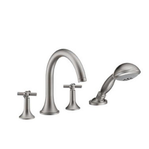 Двухвентильный смеситель для ванны Hansgrohe 37447810