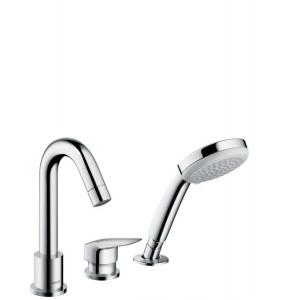 Смеситель для ванны Hansgrohe LOGIS 71313000