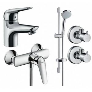 Набор для ванной 4 в 1 Hansgrohe NOVUS 710262774