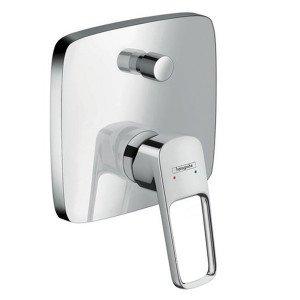 Смеситель для ванны и душа Hansgrohe LOGIS LOOP 71264000