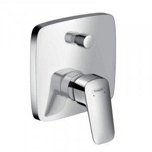 Смеситель для ванны Hansgrohe LOGIS 71405000