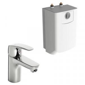 Смеситель для умывальника с водонагревателем ORAS SAFIRA 1003F