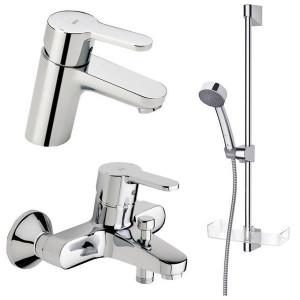 Набор смесителей для ванной комнаты ORAS AQUITA 29102940520