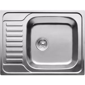 Кухонная мойка из нержавеющей стали ULA HB 7201 ZS POLISH