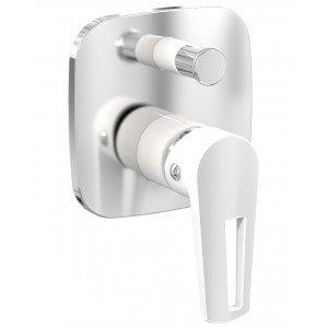 Смеситель скрытого монтажа для ванны Imprese BRECLAV VR-10245WZ