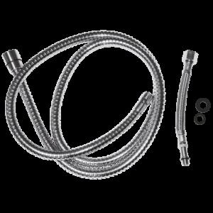 Комплект шлангов для смесителя с вытяжным изливом Invena SU-72-000
