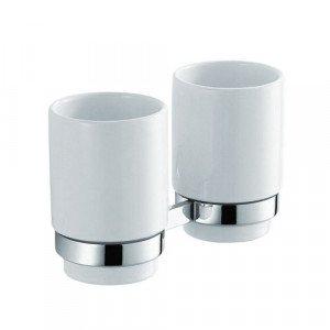 Пара стаканов для ванны Kraus KEA-11116CH