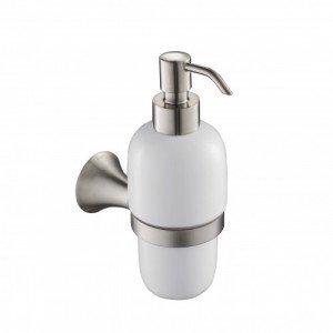 Дозатор для жидкого мыла Kraus KEA-11120BN