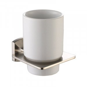 Керамический стакан Kraus KEA-13304BN