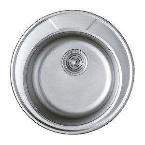 Мойка кухонная Haiba 490 polish HB0533