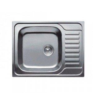 Мойка кухонная Haiba 58x48 satin HB0645