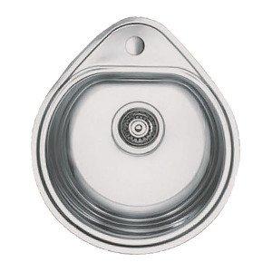 Мойка кухонная Haiba 50x44 polish HB0539