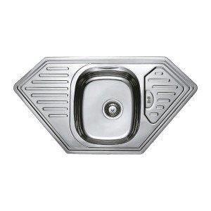 Мойка кухонная Haiba 95x50 polish HB0575
