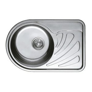 Мойка кухонная Haiba 67x44 decor HB0557