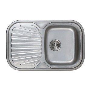 Мойка кухонная Haiba 74x48 polish HB0560